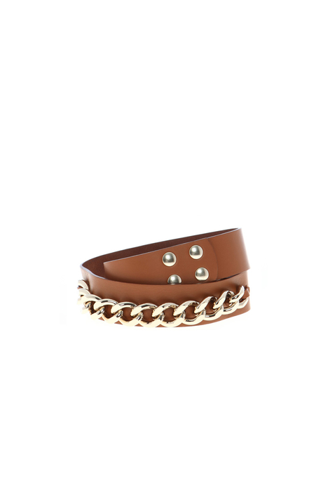 Chain-detailed belt Intrend