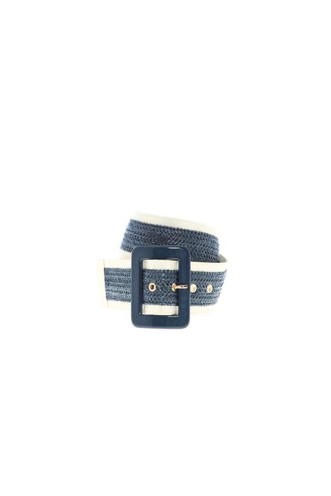 Straw-effect belt Intrend
