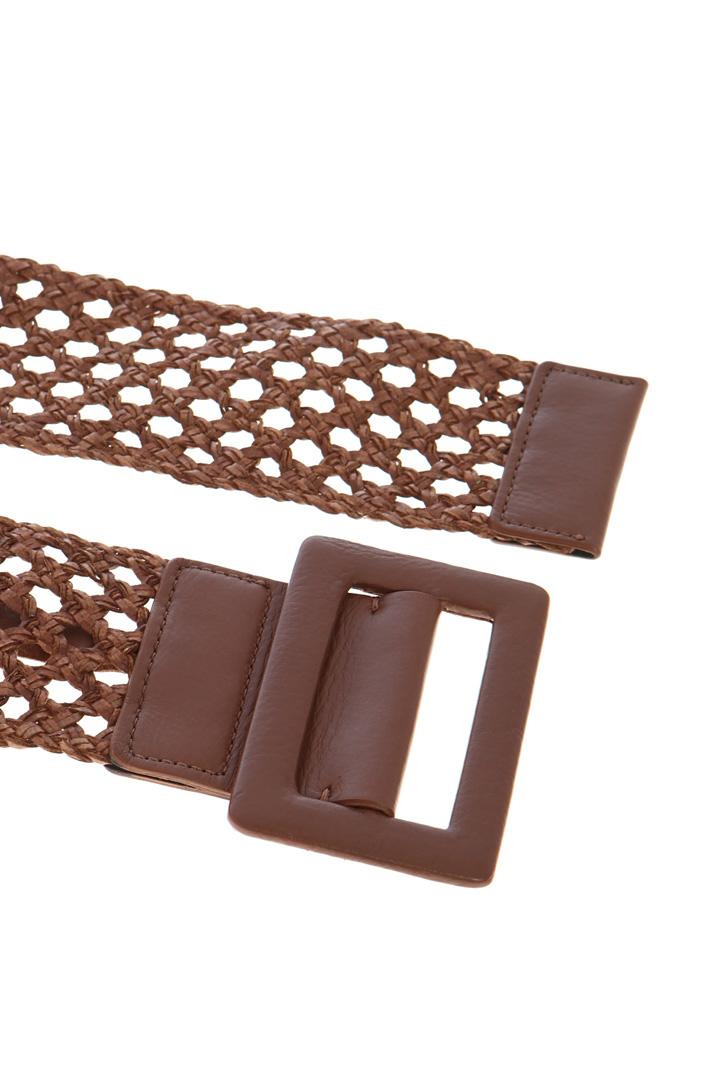 Woven fabric belt Intrend