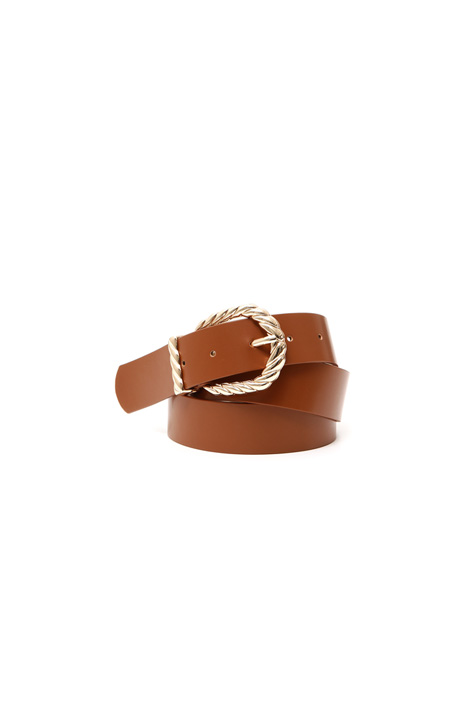 Faux leather belt Intrend