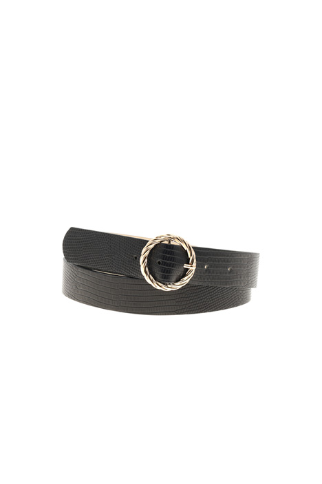 Reptile print belt Intrend