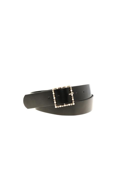 Jewel-detail belt Intrend