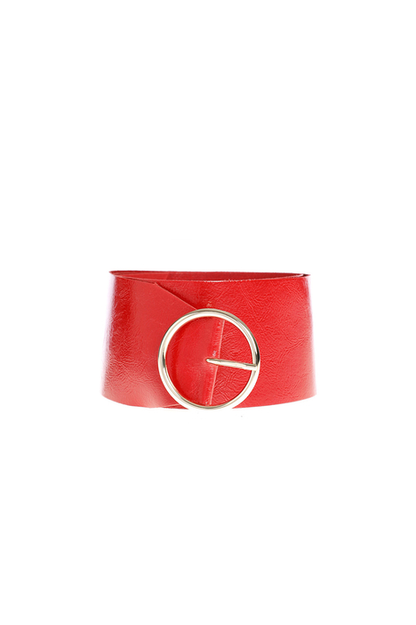 Lacquered belt Intrend