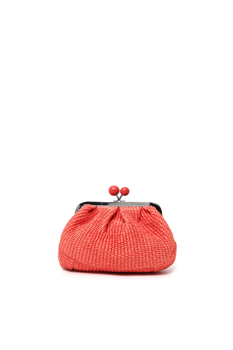 Clutch in stuoia di cotone Intrend