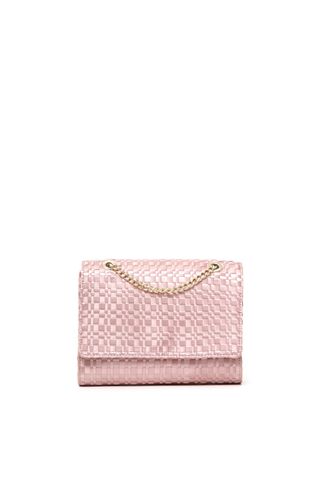 Satin clutch Intrend