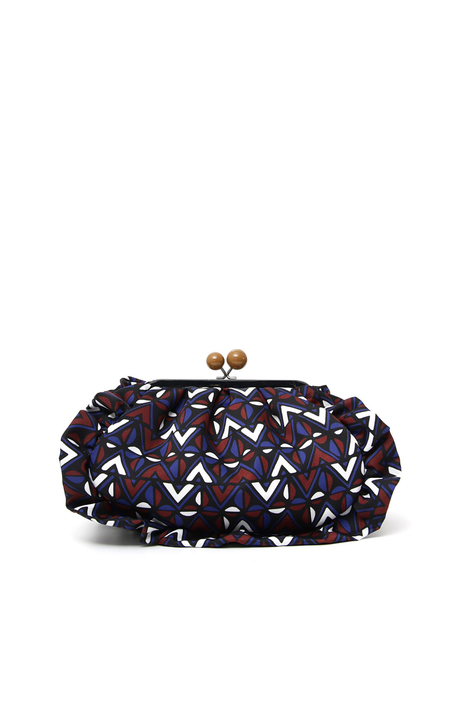 Printed clutch Intrend