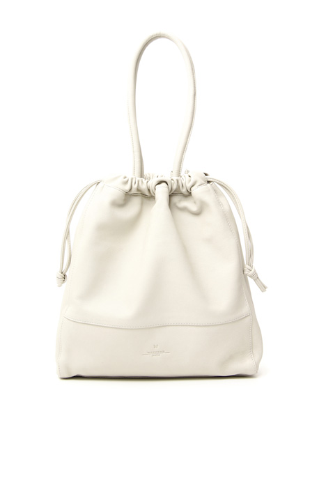 Drawstring leather bag Intrend