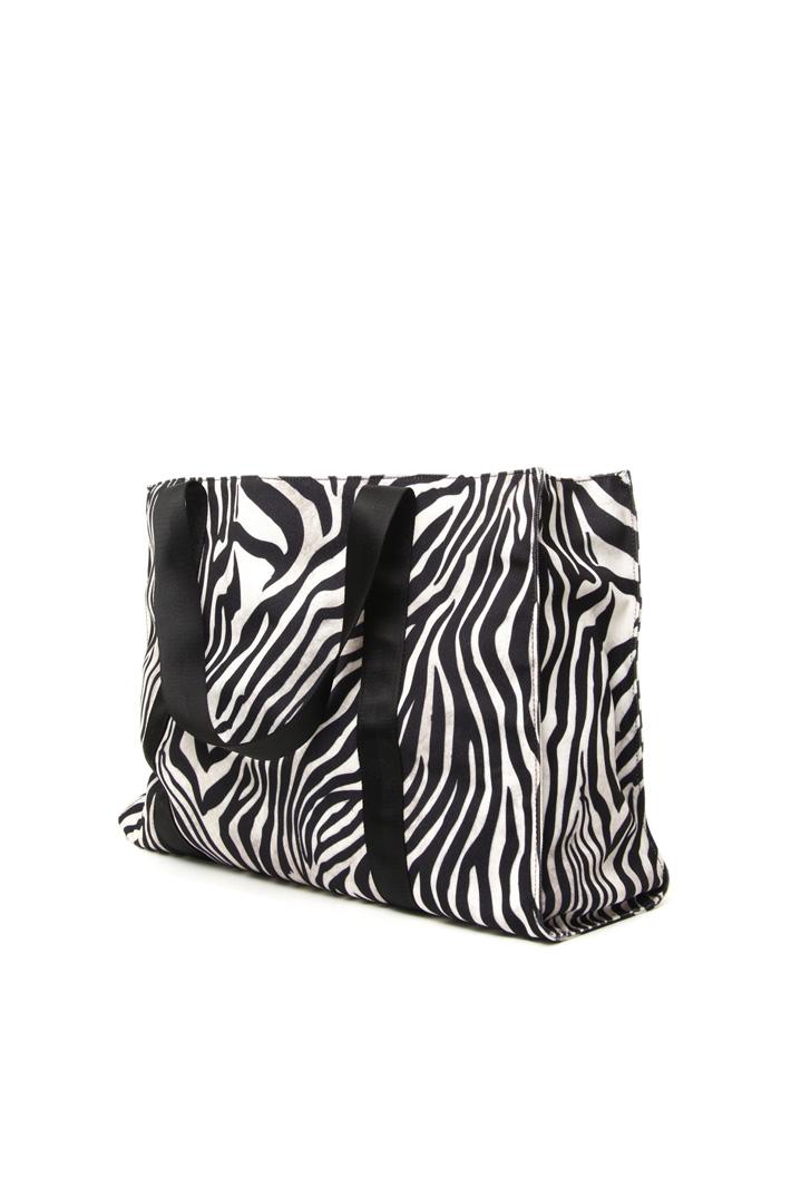 Maxi printed shopper bag Intrend