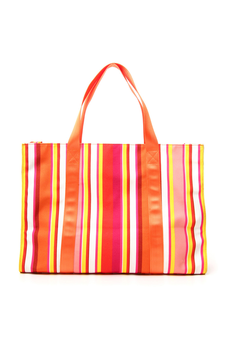 Maxi printed shopper bag Intrend