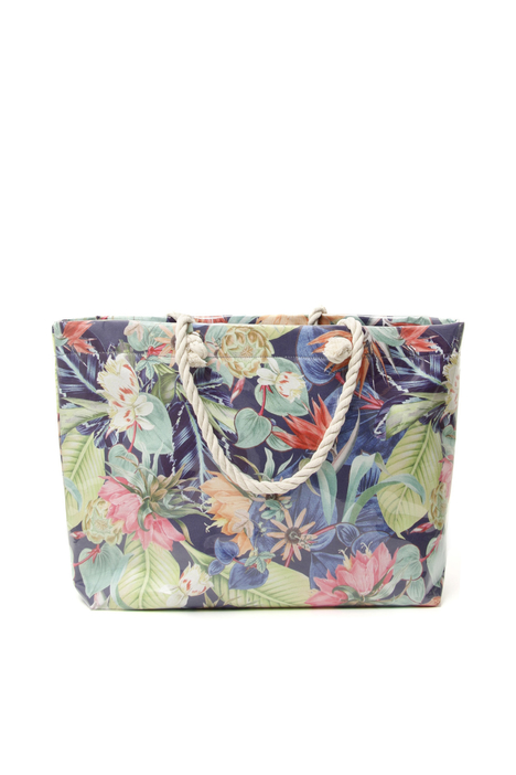 Floral maxi-shopper Intrend