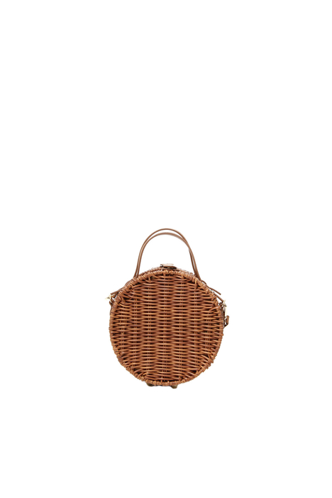 Round braided bag Intrend