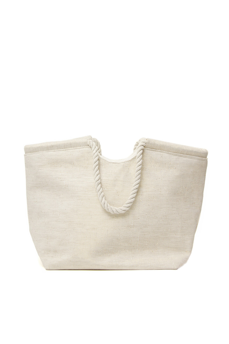 Rope handle shopping bag Intrend