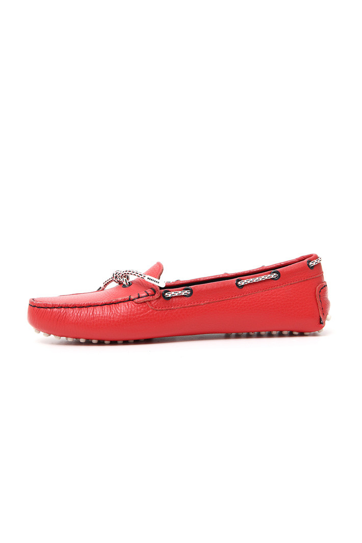Leather moccasin Intrend