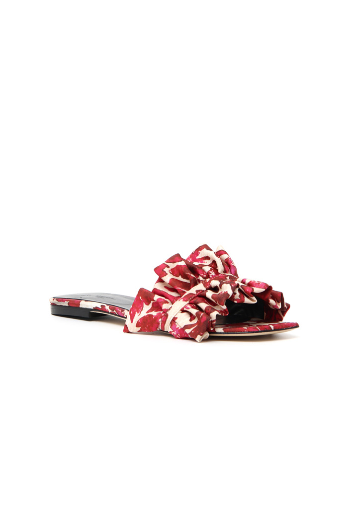 Technical twill sandals Intrend