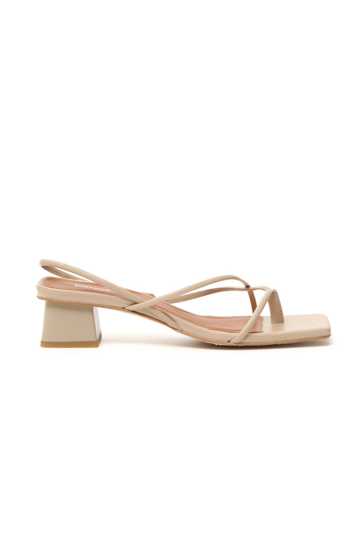 Square heel sandals Intrend