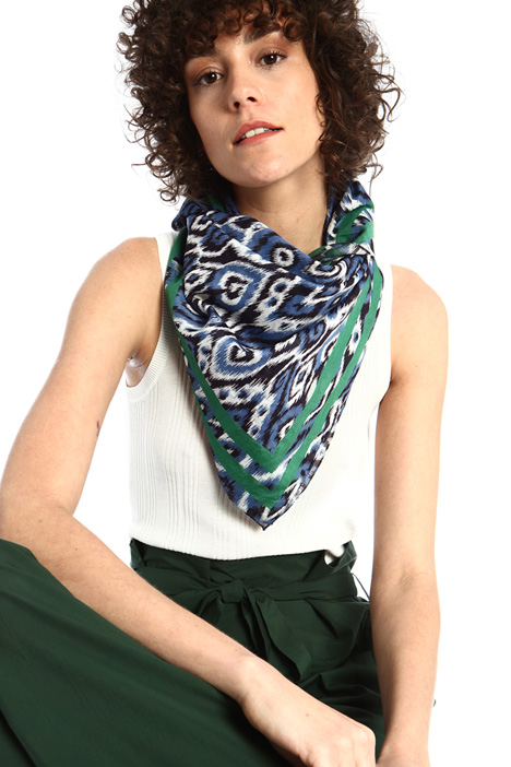 Cotton foulard Intrend