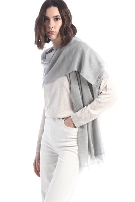 Pure cashmere stole Intrend