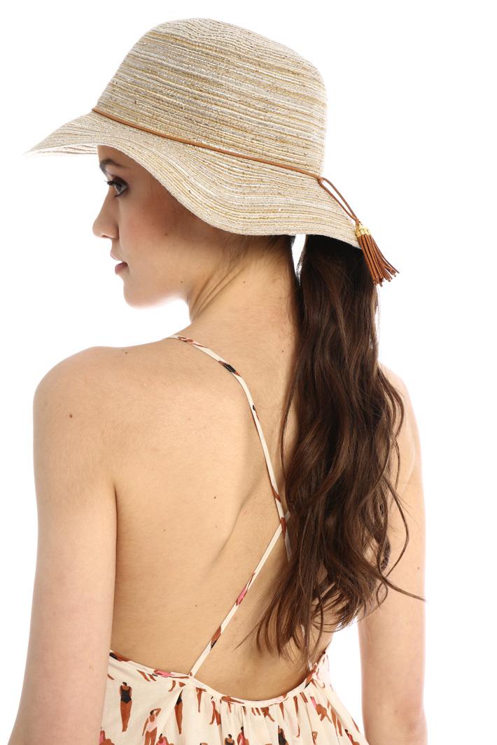 Tassel-detailed hat Intrend