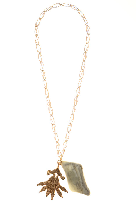 Long necklace Intrend