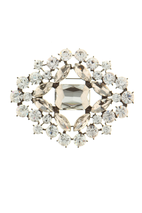 Jewel brooch Intrend