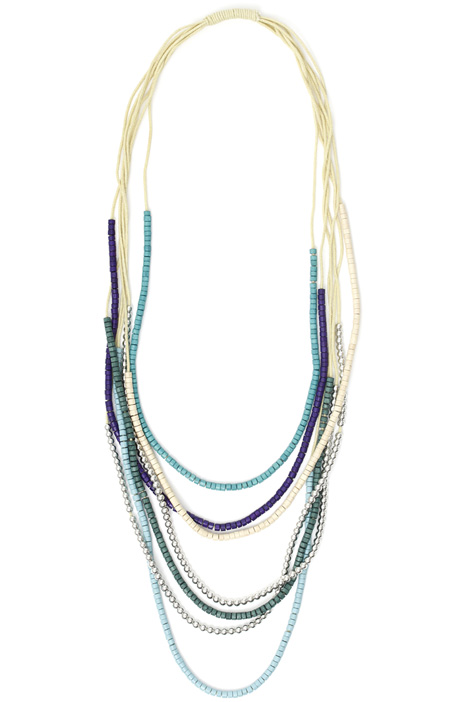 Multirow necklace Intrend