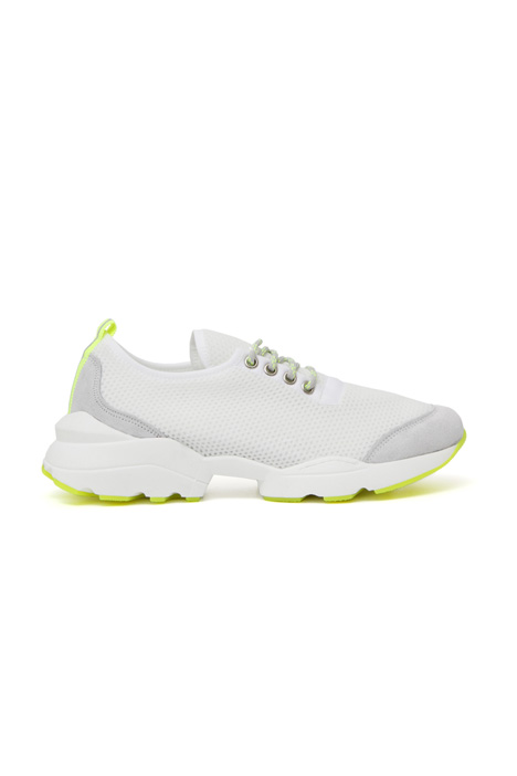 Technical fabric sneakers Intrend