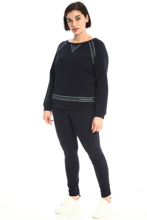 Compact jersey leggings Intrend