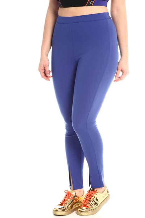 Leggings with slit Intrend