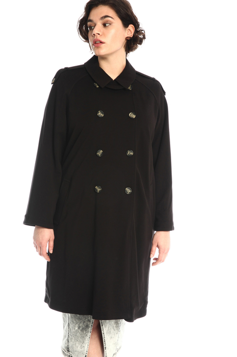 Jersey trench coat  Intrend