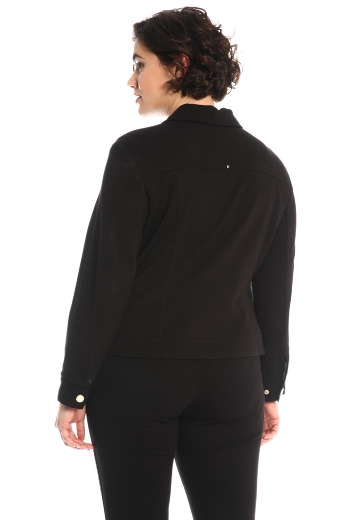 Compact jersey jacket Intrend