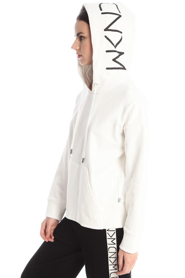 Cotton jersey sweatshirt Intrend
