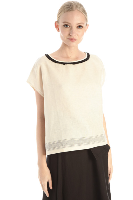 Linen tunic Intrend
