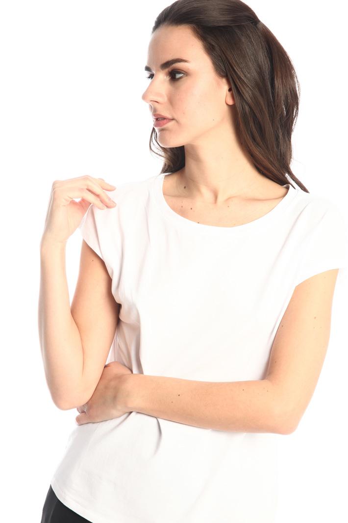 Cap sleeve T-shirt Intrend
