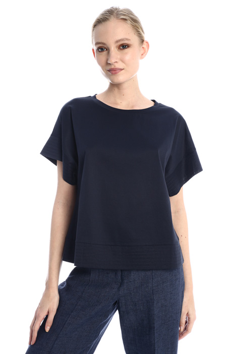 Boxy T-shirt Intrend