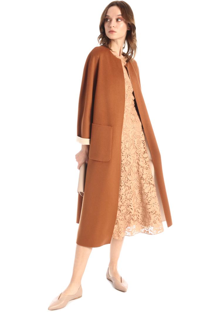 Reversible wool coat Intrend