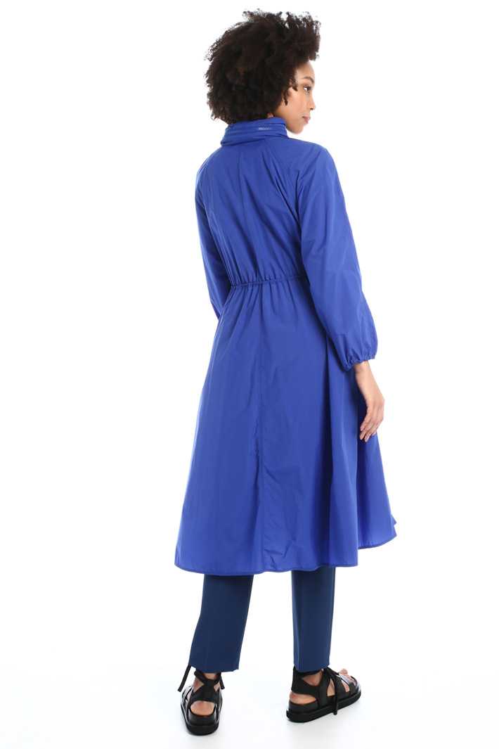 Raincoat with drawstring Intrend