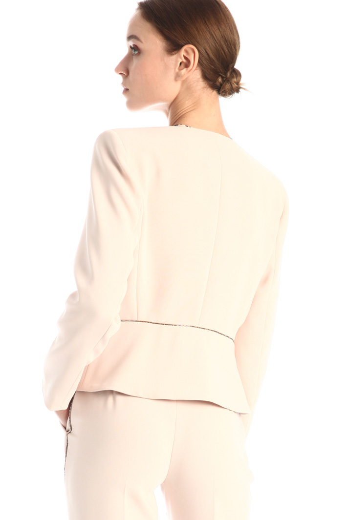 Rhinestone jacket Intrend