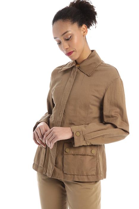 Gabardine jacket Intrend