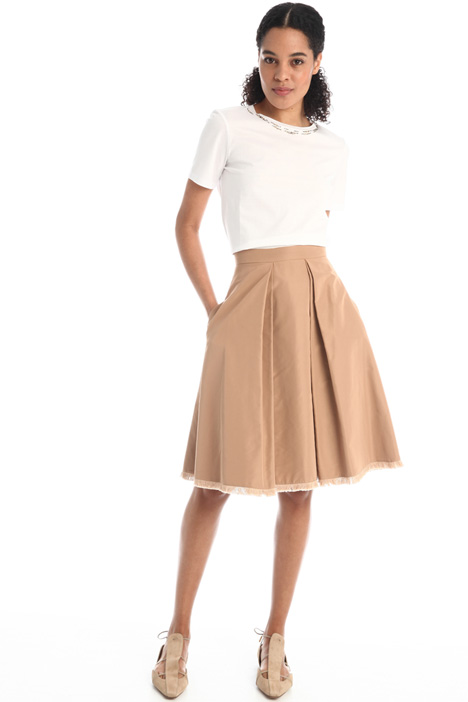 Flared duchesse skirt Intrend