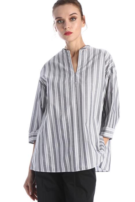 Cotton voilé blouse Intrend