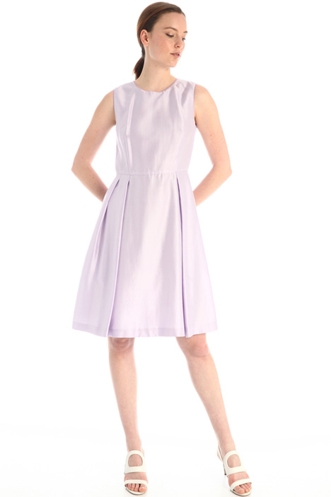 Shantung princess line dress Intrend
