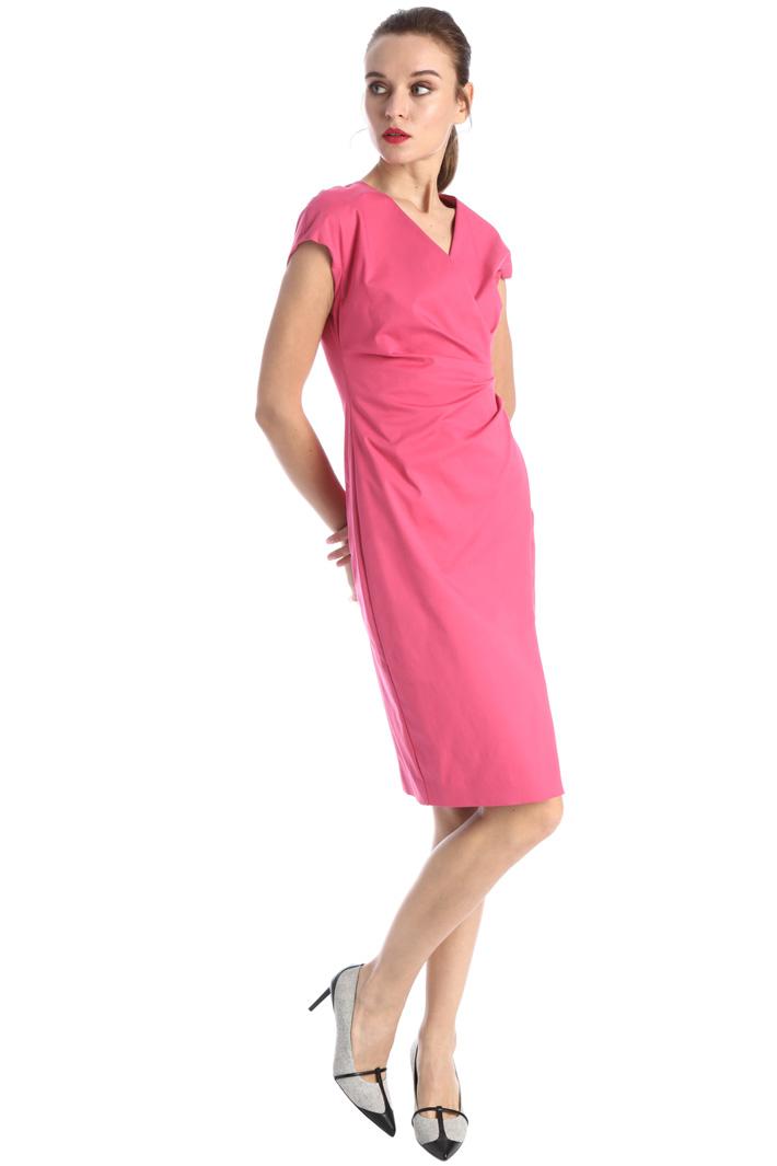 Draped tube dress Intrend