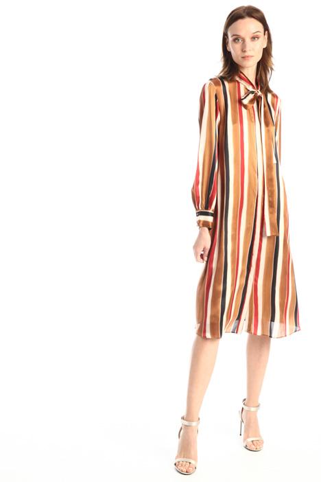 Silk satin dress Intrend
