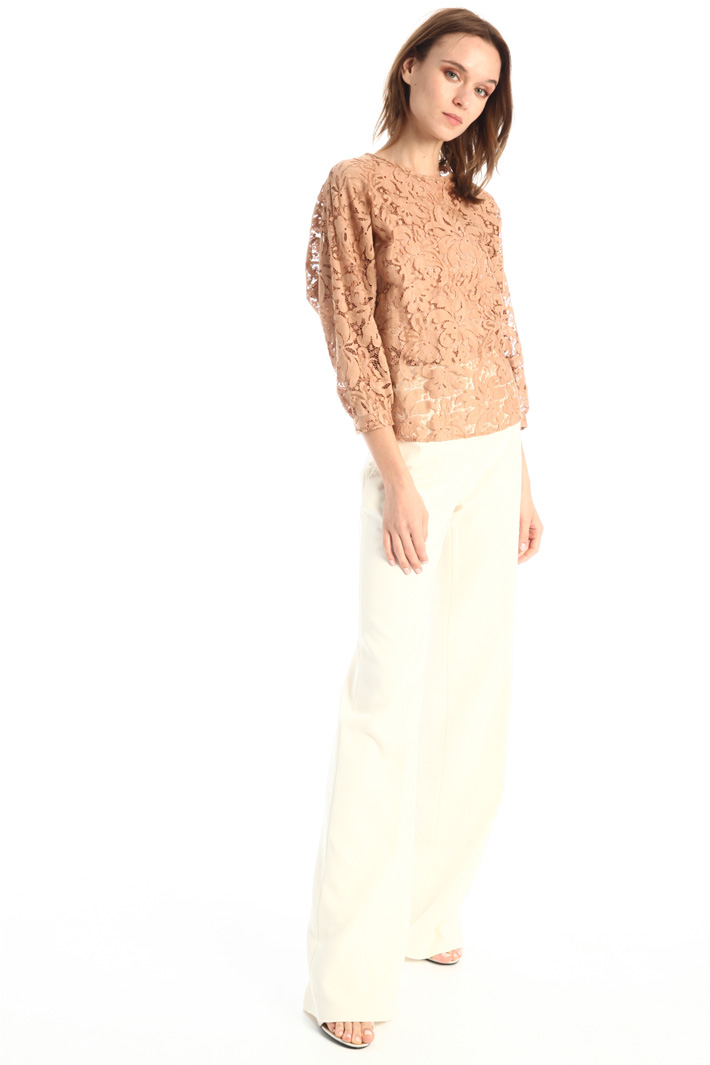Lace tunic Intrend