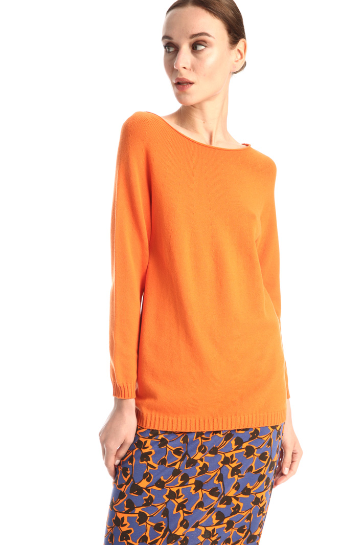 Loose fit sweater Intrend
