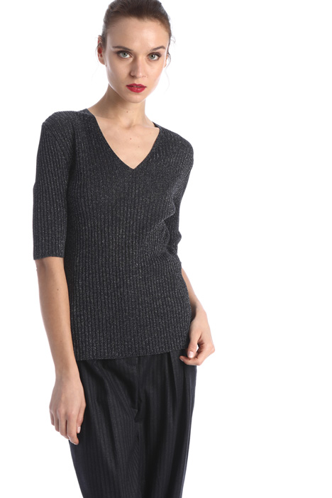 Lurex sweater Intrend