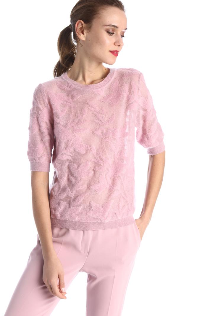 Mohair blend sweater Intrend