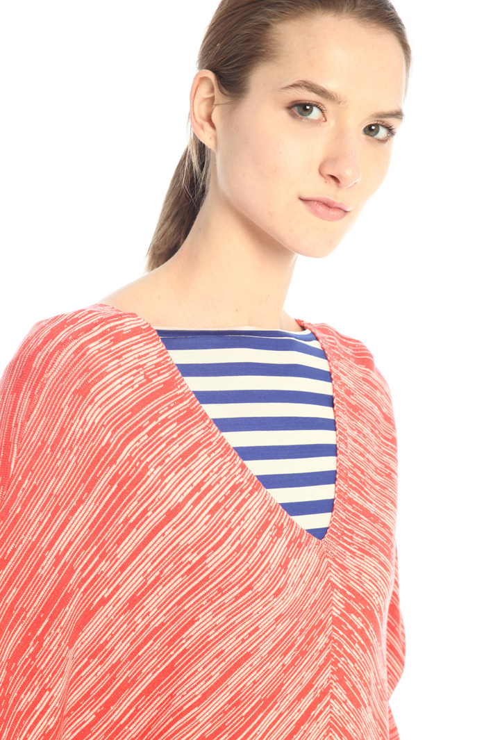 Oversized viscose sweater Intrend