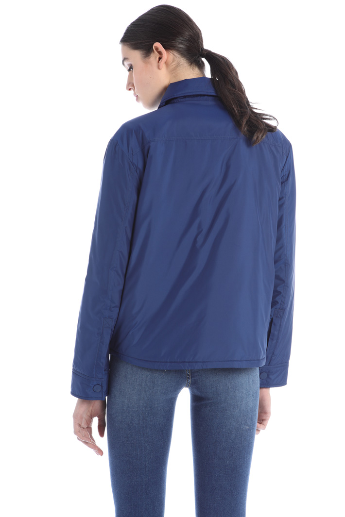 Padded shirt jacket  Intrend