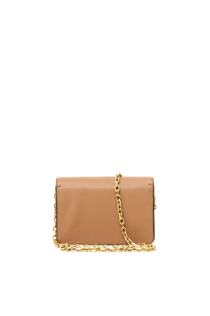 Faux leather crossbody bag Intrend